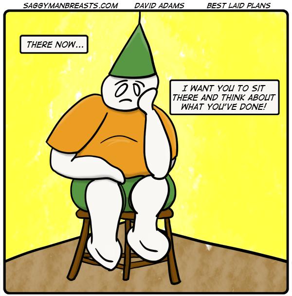 #26 – The Dunce