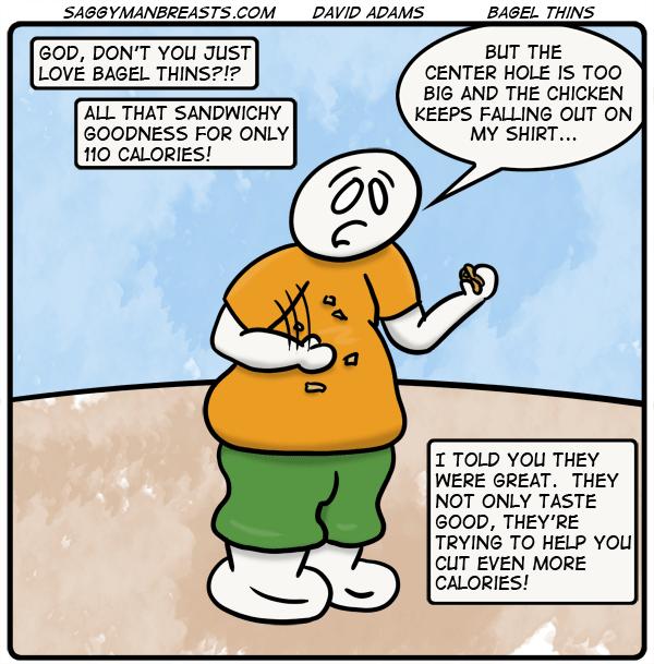 #54 – Bagel Thins!