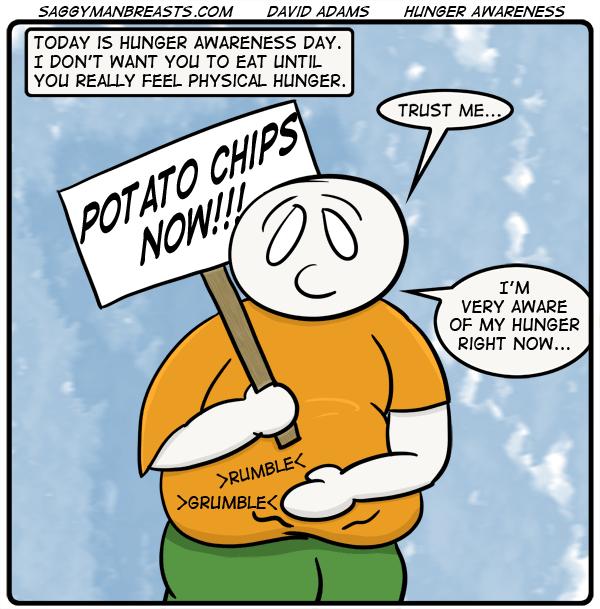 Potato Chips?!?  Screw that!  Poutine Now!!!